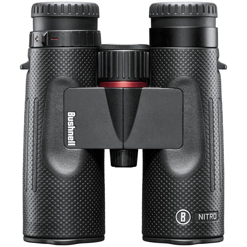 Nitro 10X42 Black Binoculars